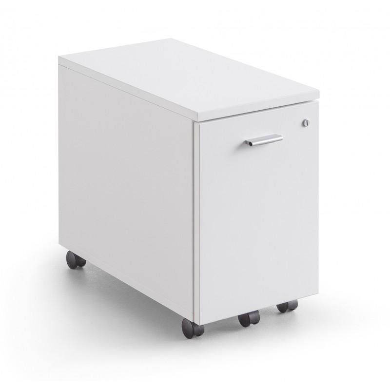 Caisson mobile 1 tiroir for Comcaisson tiroir dressing