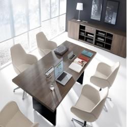 MANA - Table de réunion 6 personnes