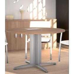 LENAX - Table de réunion ronde