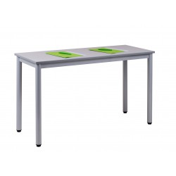 NOISY - LOT DE 2 - Table scolaire 4 pieds
