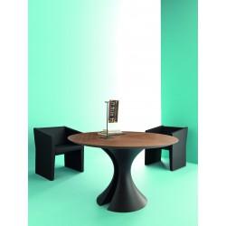MESNIL  - Table de réunion ronde