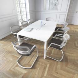 CADALEO - Table de réunion 8 personnes