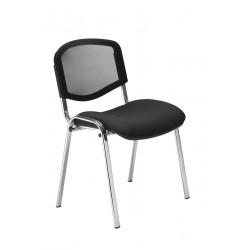 NAHO - Chaise visiteur résille