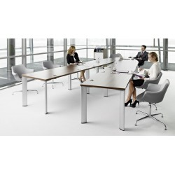 NOGNO - Table de conférence design 12 personnes
