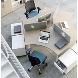 MIELAN - Bureau compact