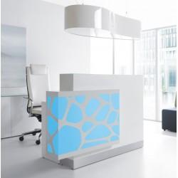MIERS - Banque d'accueil design