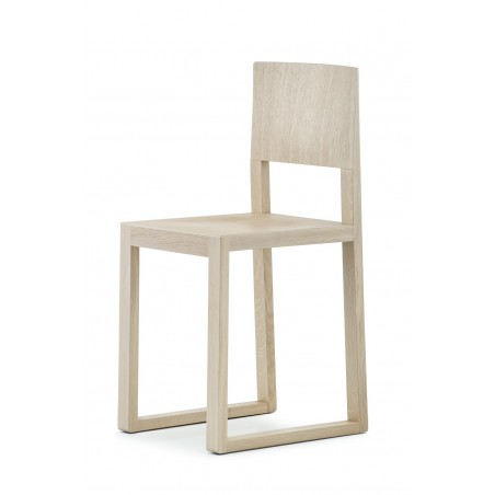 PEAS - Chaise en bois (chêne)