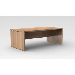 LESSE - Bureau rectangulaire en bois