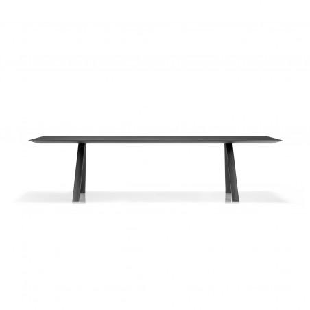 PRECIE - Table de réunion noire