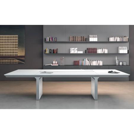 MEZEL - Grande table de réunion