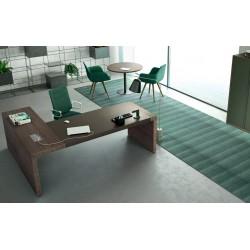MAULDIN - Bureau avec retour design