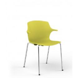 MOINDOU - Chaise monocoque
