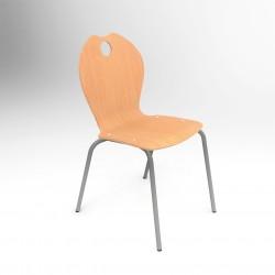 LAFFAUX - Chaise polyvalente