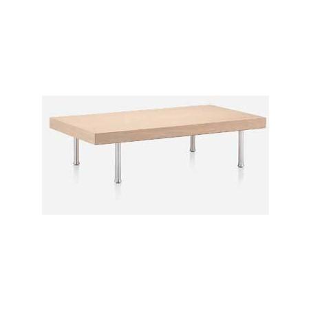 BRENON - Table basse rectangulaire en bois
