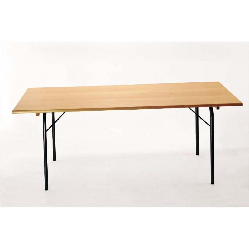 Extérieur Collectivité 200x80cm Et Intérieur Table Pliante rxeWBodC