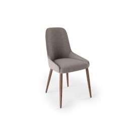 GUENIN - Chaise piétement bois