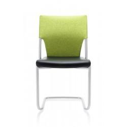 BULANT - Chaise visiteur empilable