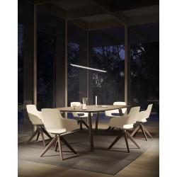 SARNOIS - Chaise piétement bois