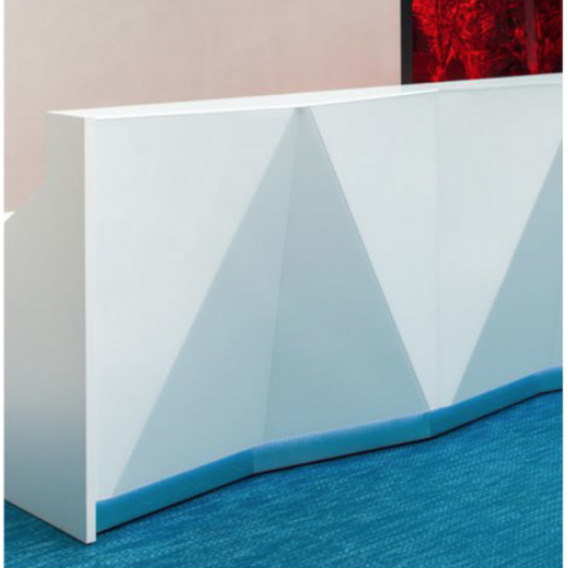 MALPA - Banque d'accueil design