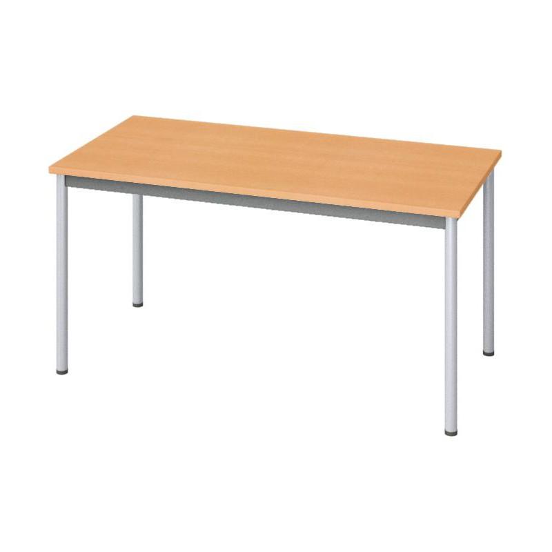 Table rectangulaire polyvalente L. 120 x P. 60 cm