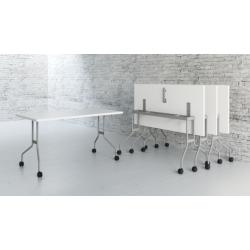 MELDEN - Table plateau rabattable