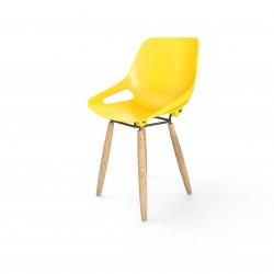 Chaise polyvalente 5 piétements différents