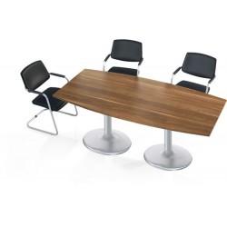 Table de réunion Tonneau grande capacité.