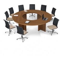 MODULO Table de réunion pour 12 personnes