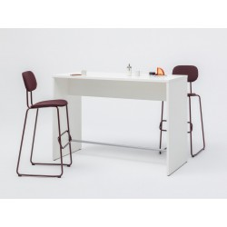 MORAG TABLE HAUTE L.120 X P. 50cm