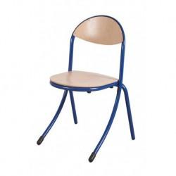 SABRES Chaise scolaire appui sur table