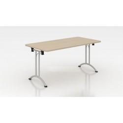 MADARCOS  Table pliante et empilable.