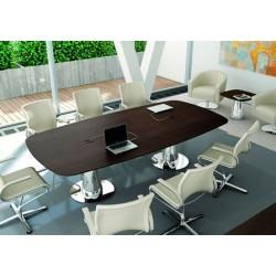 BACCANA - Table de réunion 10 personnes