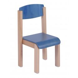 SAURY Chaise pour crêche et maternelle