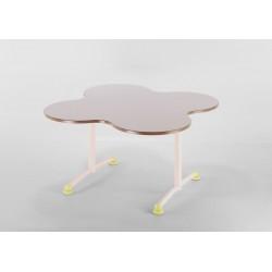 LAFLEUR Table scolaire en forme de Fleur L.1200 X P.1200 mm