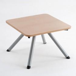 LAGRAVE Table basse carrée L.600 X P.600