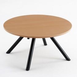 LAGRAVE Table basse ronde diamètre 800 mm