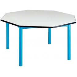LACANAU Table octogonale insonorisée