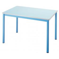LACANAU Table rectangulaire insonorisée  L.120XP.80cm