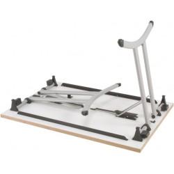LAMBRES - Table pliante