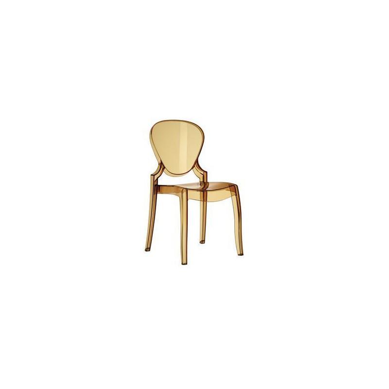 PADOLA Chaise en polycarbonate