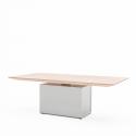 MARKI Table de réunion avec réglage en hauteur électrique