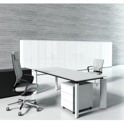 MASSY - Bureau de direction L.200 cm