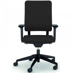 VERDEN Siège de bureau, assise avec ressorts ensachés.