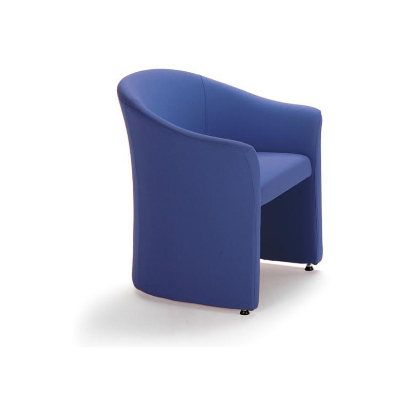 Chauffeuse confortable 1 place formes arrondies - Chauffeuse confortable ...